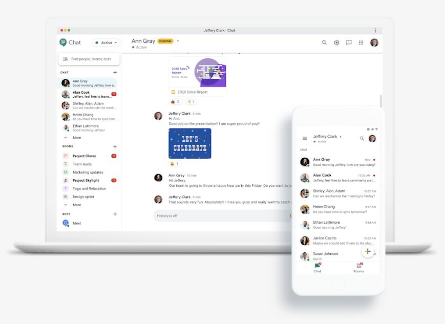 google-chat-banner